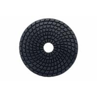 Алмазный шлифовальный круг на липучке, для мокрого шлифования